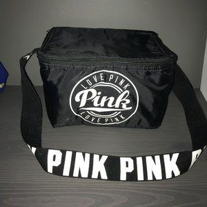 Vs pink lunchbag cooler